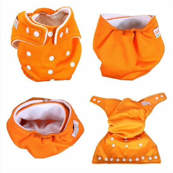 1PCS Adjustable Reusable Baby Infant Nappy Cloth Diapers Soft Covers Washable Free Size Adjustable Summer Version