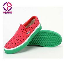 new 2014 free shipping women flats sneakers mocassin loafers boat shoes canvas Street shoes contract color