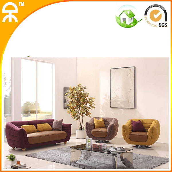 ( 3seat +1seat +1seat/lot) 2014 linen chinese sofa set #CE-K8005(China (Mainland))