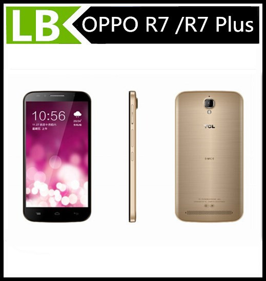 Original OPPO R7 R7 Plus Smart Phone Andriod 5.1 Octa Core