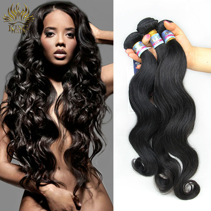 Weave Human Hair Body Wave Hair Extensions Richardson