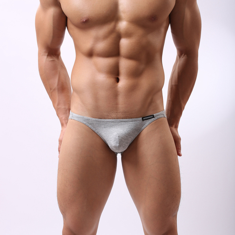 For bikini brief low man rise style