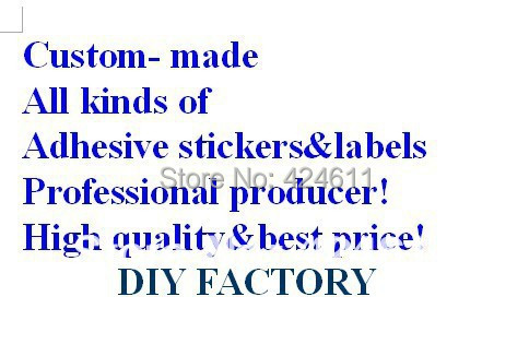 custom-made all kinds of adhesive tape,film,paper, logos,stickers,lables,best price and best quality!(China (Mainland))