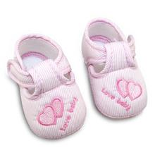 Toddler Infant Baby Unisex Lovely Soft Sole Skid proof Shoes 0 12 Months