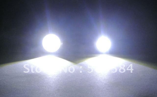 4 x 9W 12V car led reversing light eagle eye lamp Backup Stop Tail daytime running light White Color