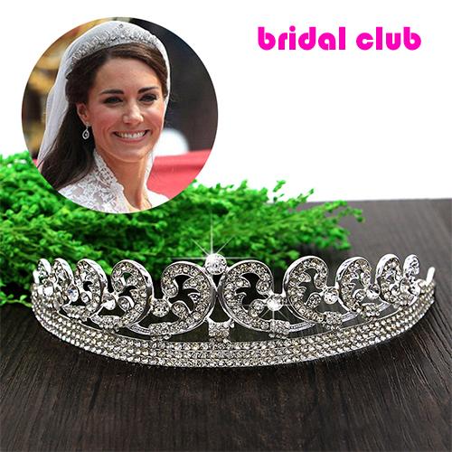 Top quality Luxury Classic Bride European Rhinestone crystal Bridal Hair Crown Tiara wedding dress accessories(China (Mainland))