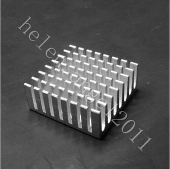 10pcs/lot Aluminium LED Light Lamp Heatsink Cooling For 1W 3W
