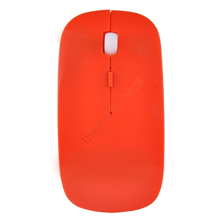 Slim 2.4GHz Wireless Optical Mouse Mice + USB 2.0 Receiver for PC Laptop Black/White SV24 SV001847(China (Mainland))