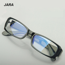 JARA Men and Women Anti-radiation Reading Glasses Anti-fatigue Computers Glasses Brand New Style Blue Film Eyeglasses(China (Mainland))