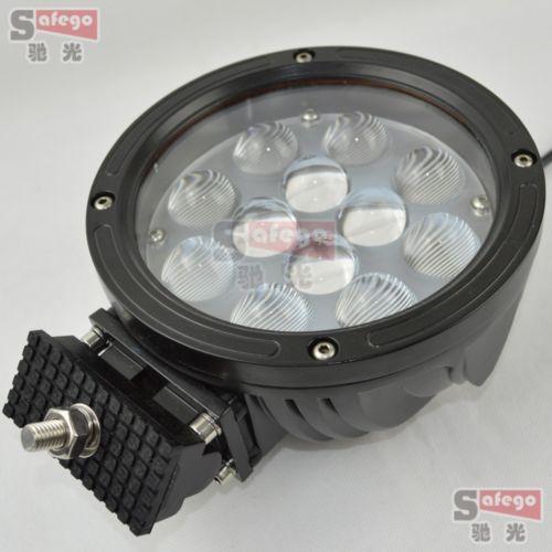 1pcs 7INCH 60W CREE LED DRIVING WORK LIGHTS FLOOD SPOT OFFROAD lamp 60W work light VS 27W/45W/48W