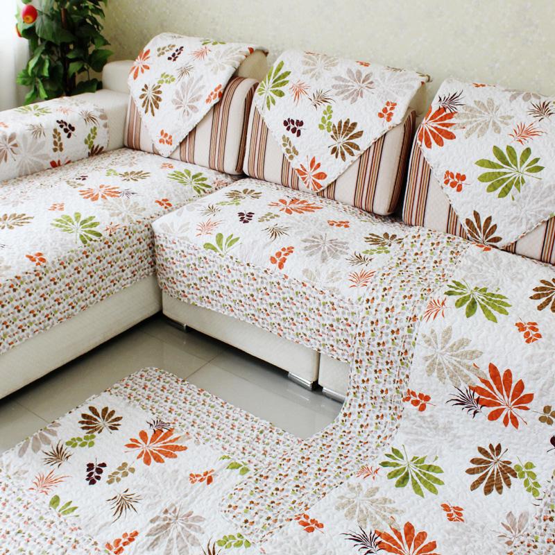 Чехлы на диван с подушками своими руками 878