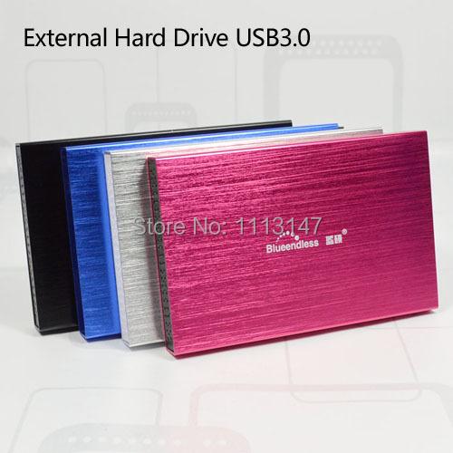 Free shipping Slim Metal design Mobile HDD Portable Disk 320G 2.5'' USB3.0 Laptop&Desktop External Hard Drive Plug and Play(China (Mainland))