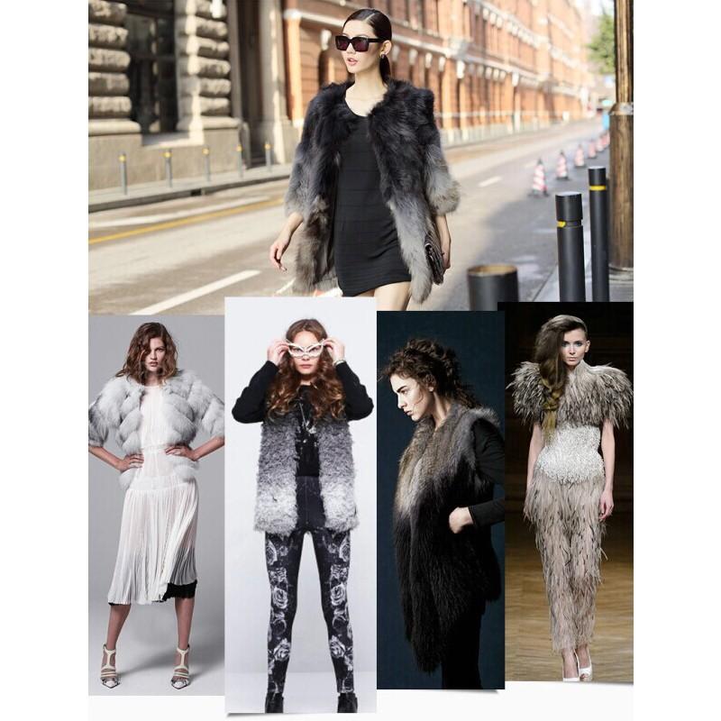 Женская одежда из меха Brand New High/End & 3/4 , FS00269