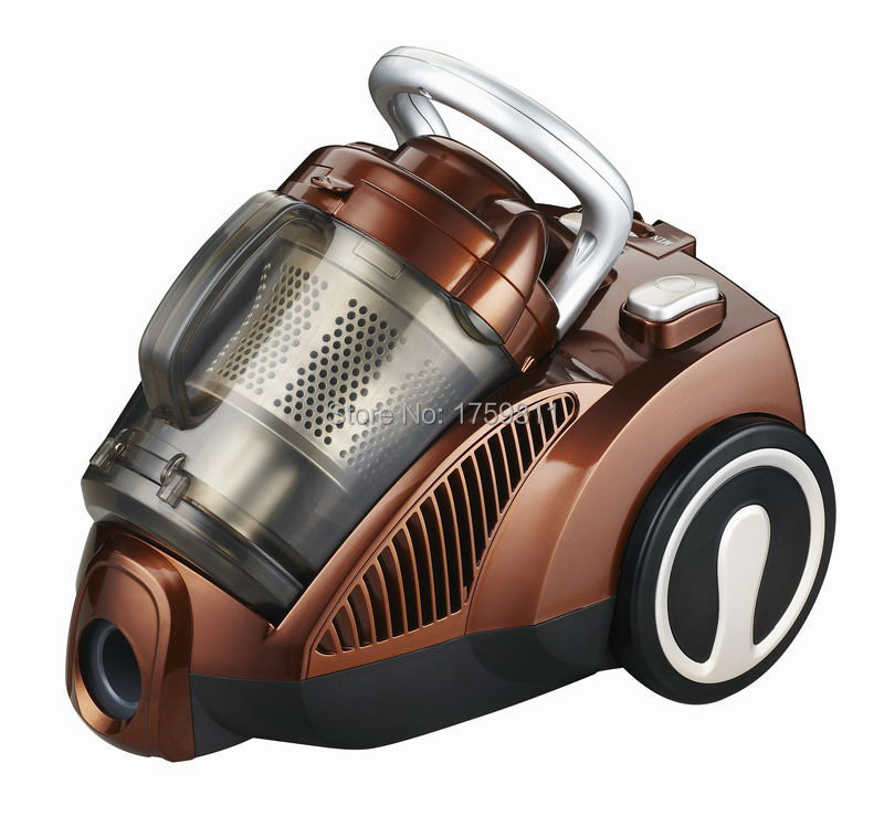 2015 Best Home Helper Low Noise High Efficiency Filtration Bagless Vacuum Cleaner 1400W/1600W/1800W/2000W MD-1301 Free Shipping(China (Mainland))