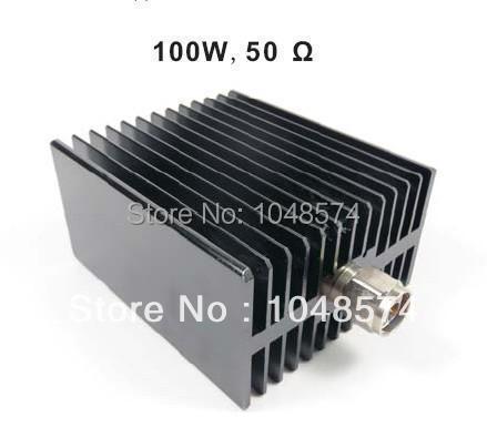 Free Shipping  DIN male  50 ohm  DC-3GHz 100W  dummy load<br><br>Aliexpress
