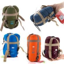 5 Colors NatureHike Sleeping Bag Ultralight Multifuntion Portable Outdoor Envelope Camping Sleeping Bags Travel Hiking Equipment(China (Mainland))