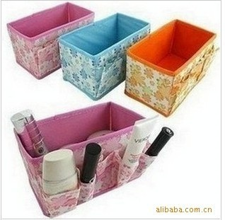 F030 makeup cosmetics boxes box jewelry box small private receive bag