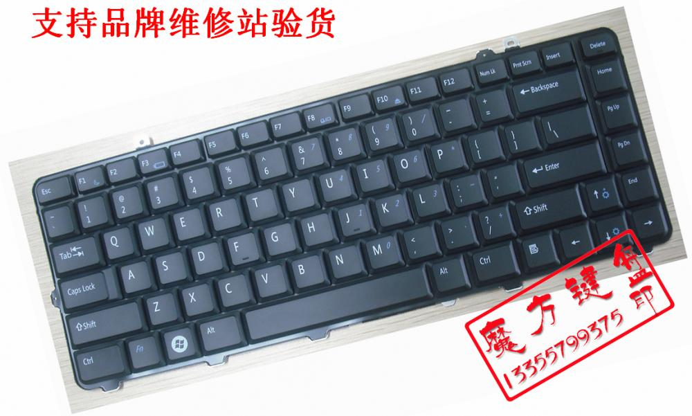 Notebook laptop keyboard for the arrival of the non- refurbished 5 Crown DELL Dell PP39L PP24L English(China (Mainland))