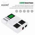 5V 8USB Way Universal Charger Desktop Multi Charging Wall Travel Dock Station Switch Power Strip with
