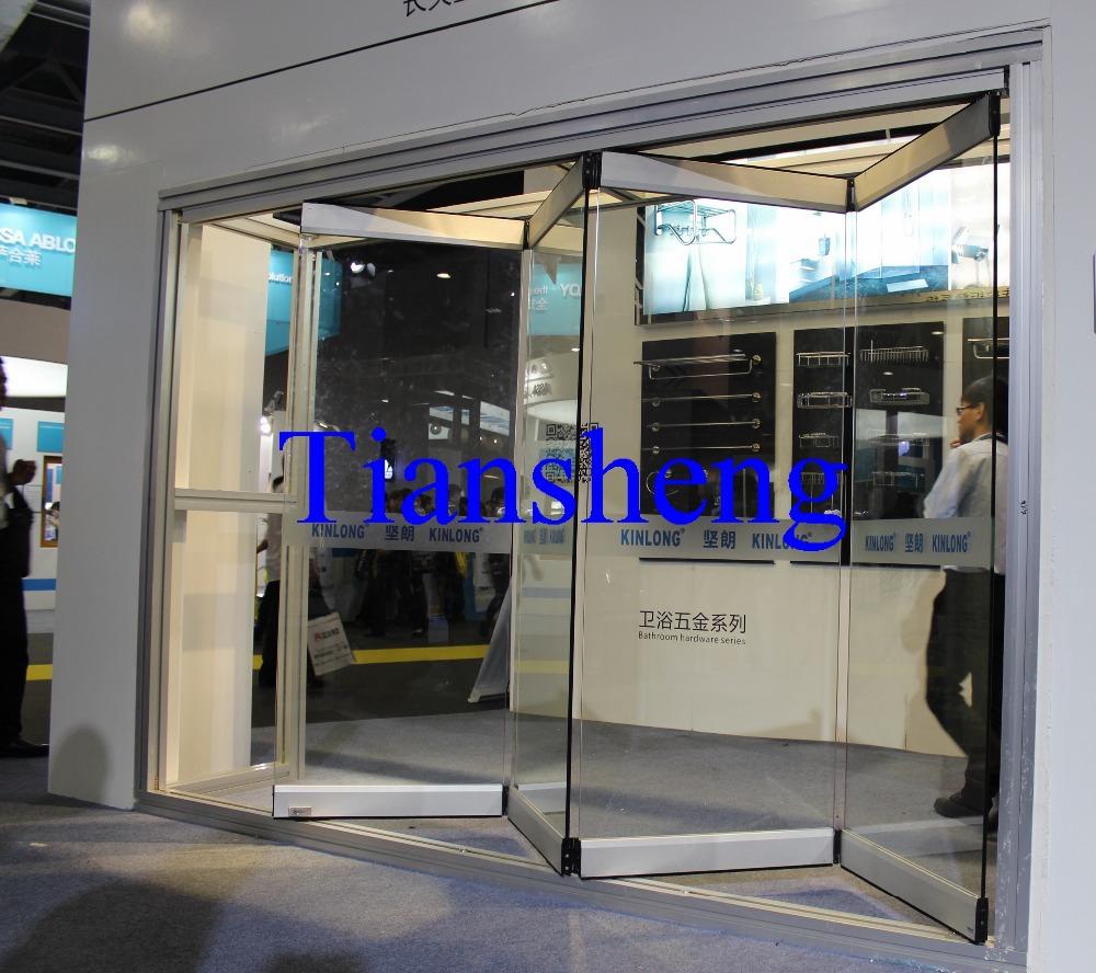 Plegable de vidrio sin marco puertas sin marco puertas for Marcos puertas interiores