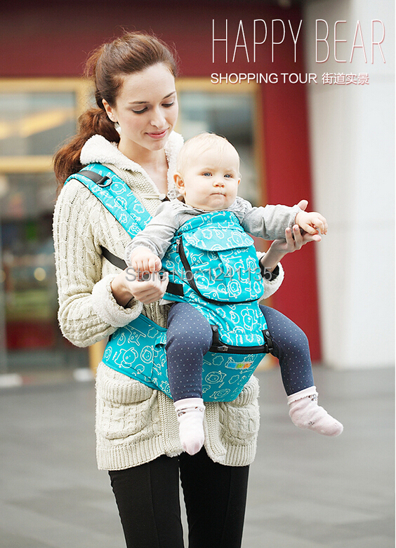 2014 Best Selling Multifunctional Baby Carrier Sling/Baby Carrier Sling Wrap Rider Baby Backpack/High Quality Backpack Hip Seat