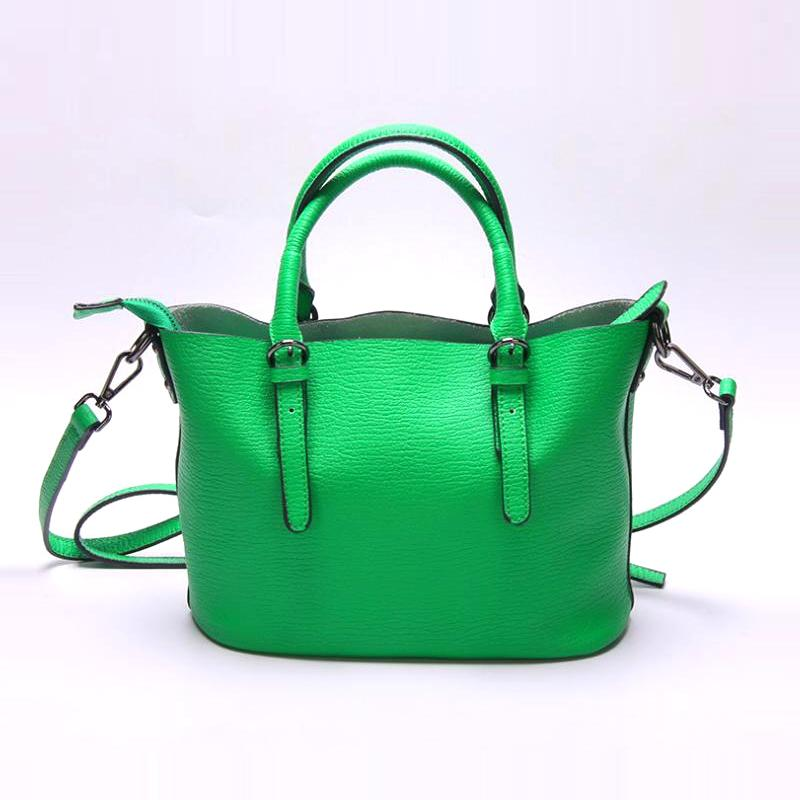 2015 New Fashion Genuine Leather Women Composite Bag Elegant Ladies Mini Handbags Female Purses Crossbody Satchel Shoulder bags<br><br>Aliexpress