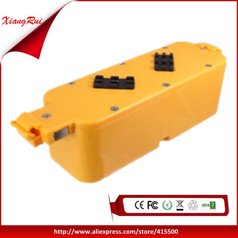 14.4V 3500mAh Vacuum Battery APS For iRobot Roomba 400 405 410 415 416 418 40901 4110 4105 4150 4160 4162 4199 4210 4230(China (Mainland))