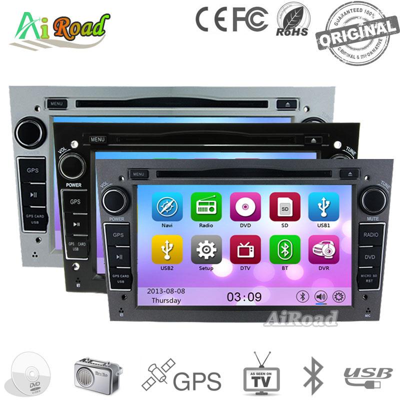Free Shipping HD 1080P Car Head Unit for Opel Astra G H J Zafira Corsa insignia Vectra Antara DVD Radio Player GPS Navigation(China (Mainland))