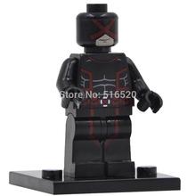 Marvel Super Heroes Avengers Minifigures Single Sale X-Men Cyclops Building Blocks Sets Model Bricks Toys Figures