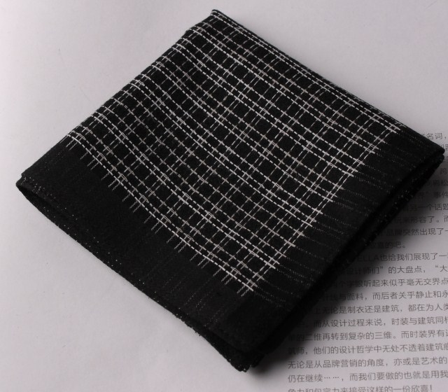 100% cotton handkerchief 100% cotton handkerchief male handkerchief limited edition