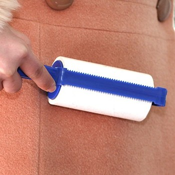 Dust collector paper sticky wool device go wool device hair removal device sticky device wool roller