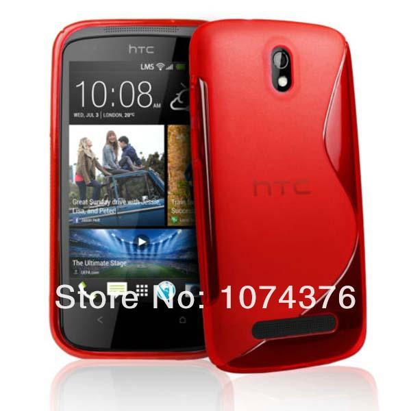 Чехол для для мобильных телефонов For HTC Desire 500 6pcs/8 s HTC 500