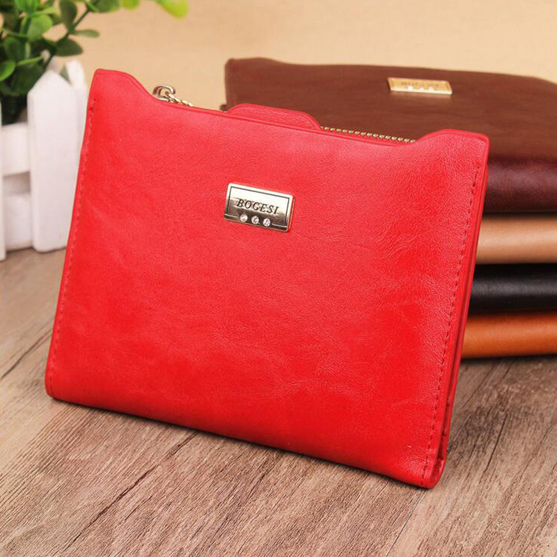 2016 Brand Designer Women Wallet Bags Dollar Price Best Leather Clutch Purse Lady Short Handbag Bag For Pattern Coin Woman Purse<br><br>Aliexpress