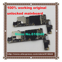 1000%Good Working &Original Unlocked Mainboard For iphone 4s Motherboard 16gb with Chips,good working 100% testing Free Shipping
