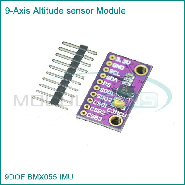 Grove - IMU 9DOF v20 - Sensor - Seeed Studio