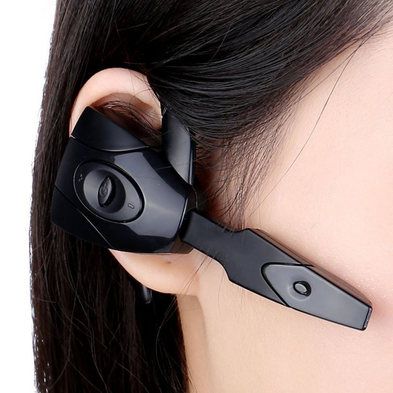 KKMOON EX-01 In-ear Wireless Mono Bluetooth Gaming Headset Headphones Earphone Handsfree with Mic for PS3 Smartphone Tablet PC