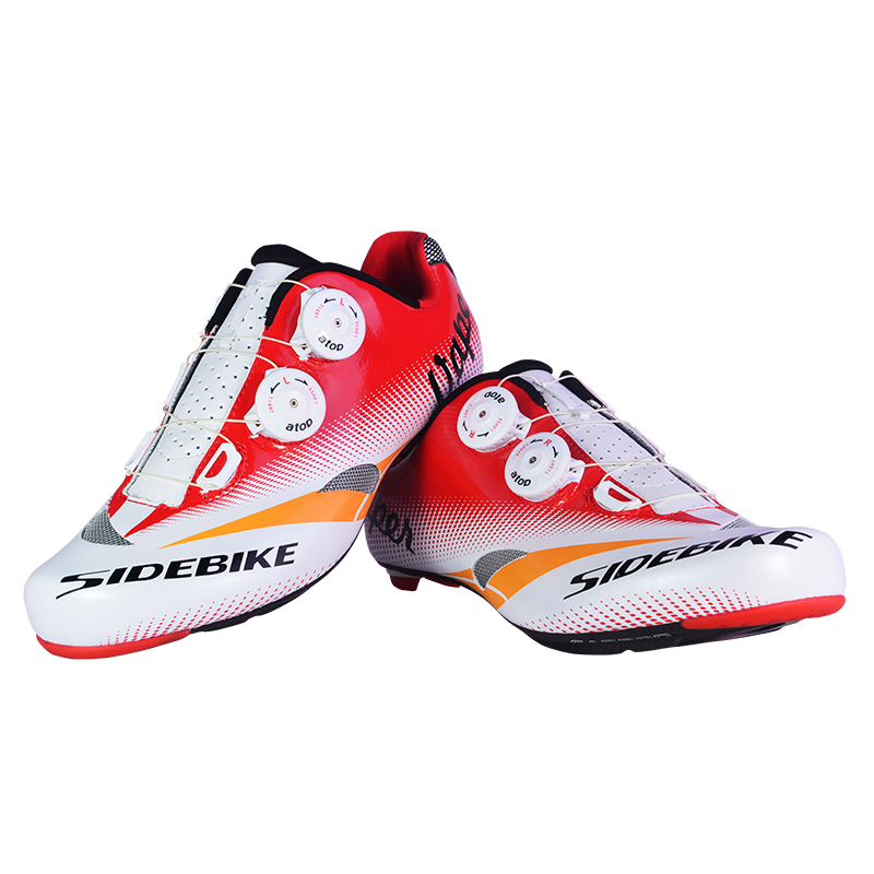 Hot Sale Sidebike <font><b>Cycling</b></font> <font><b>Shoes</b></font> Self-locking Ride Bicycle <font><b>Shoes</b></font> Carbon Lightweight Highway bike <font><b>shoes</b></font> Zapatillas Zapato Ciclismo