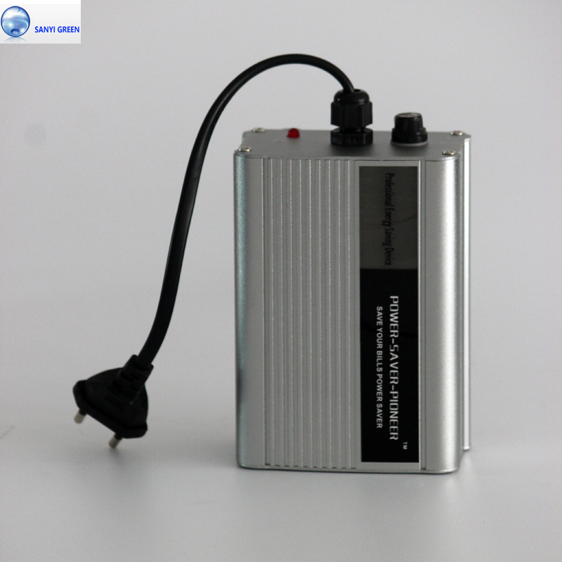 Power Electricity Saving Box Energy Saver 30KW EU UK US AU Plug Single Phase Electric Power Saver Device for Home(China (Mainland))
