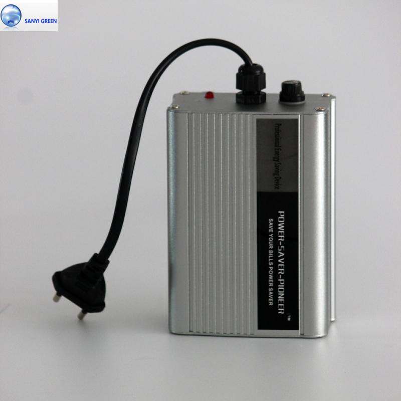 Power Electricity Saving Box Energy Saver 30KW EU UK US AU Plug Single Phase Electric Power Saver Device for Home(China (Mainland))