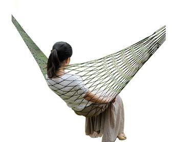 Meshy гамак кроватка кровать гамак с металлическими петлями для открытый HM9604650
