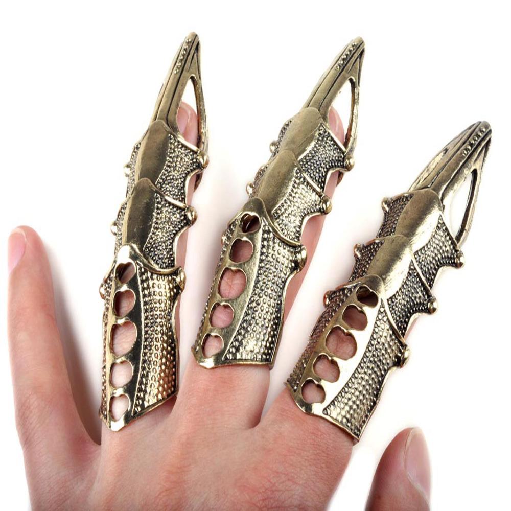 Popular Full Finger Armor Rings Buy Cheap Full Finger Armor Rings Lots From China Full Finger