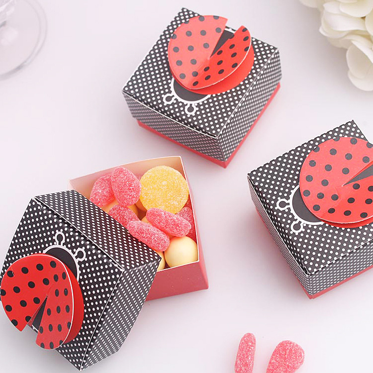 Baby Shower Party Favor Boxes