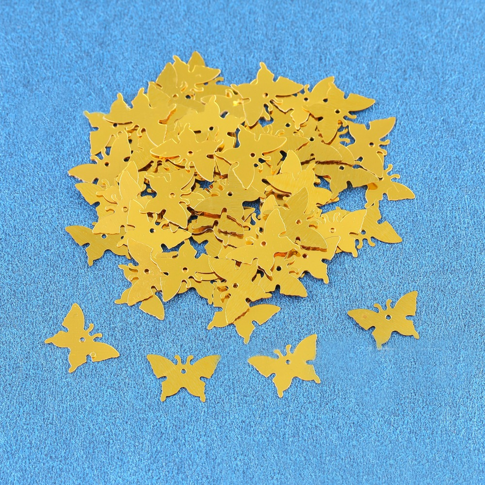 Butterfly Sparkly Sequins Confetti Wedding Table Decoration Wedding Scatters Throwing Flowers Party Supply Valentines Day Decor(China (Mainland))