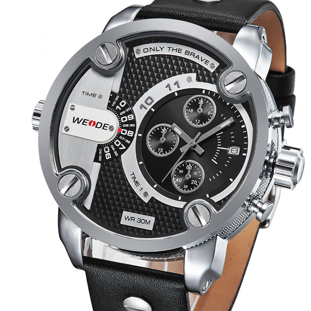 2014 weide wh3301 oversized watches 30 meters water