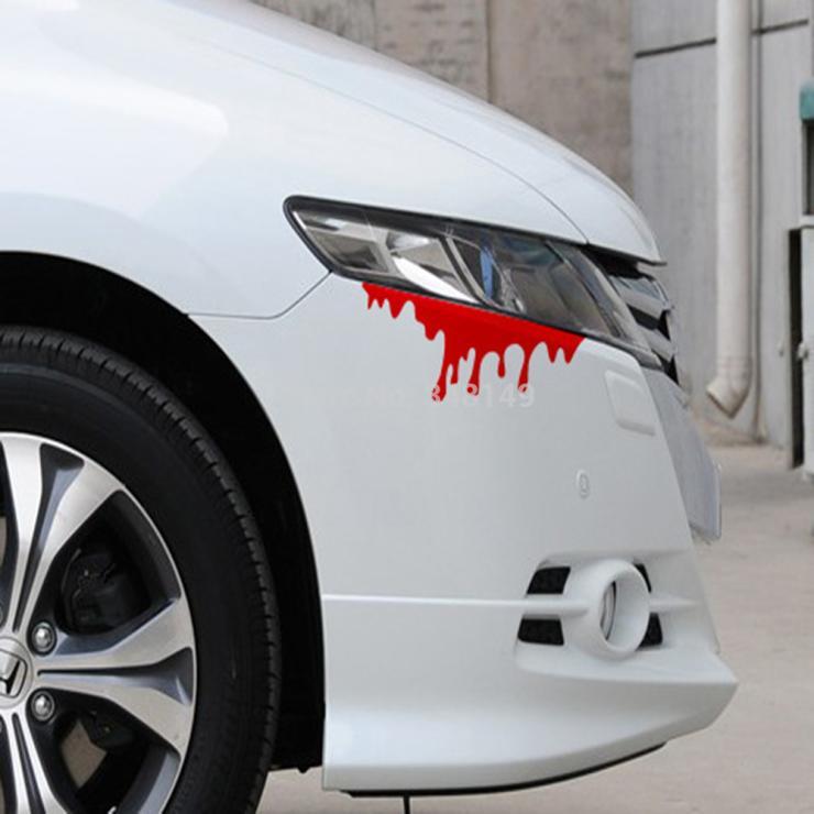 Car Styling Funny Car Stickers and Decals for Tesla Chevrolet Cruze Volkswagen Skoda Honda Hyundai Kia