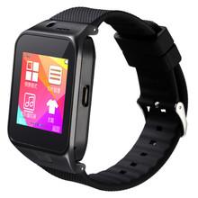 Новое поддержка SIM / TF для Android и IOS телефон Bluetooth Smartwatch android-автомобильный носить телефон наручные часы GV09