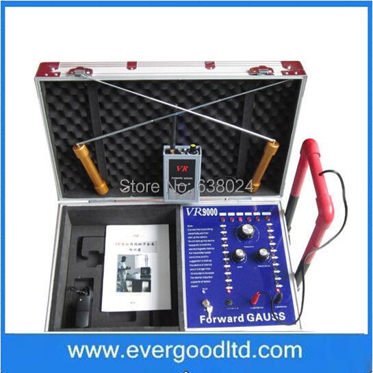 VR9000 Long Range Gold Silver Copper Diamond Detector Gold Long Range Detector Metal Detector(China (Mainland))