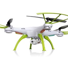Buy SYMA 2.4G 4CH RC Drone Camera HD X5HW FPV Kids Adults Gift Helicopter Remote Control Quadcopter Dron Quadrocopter Toys for $58.77 in AliExpress store