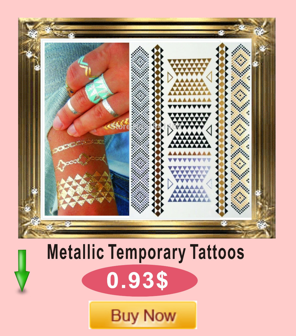 White Temporary Flash Tattoo Inspired Sticker Henna Lace Ink Fashion Body Art Water Transfer Face Body Painting Decals Stickers