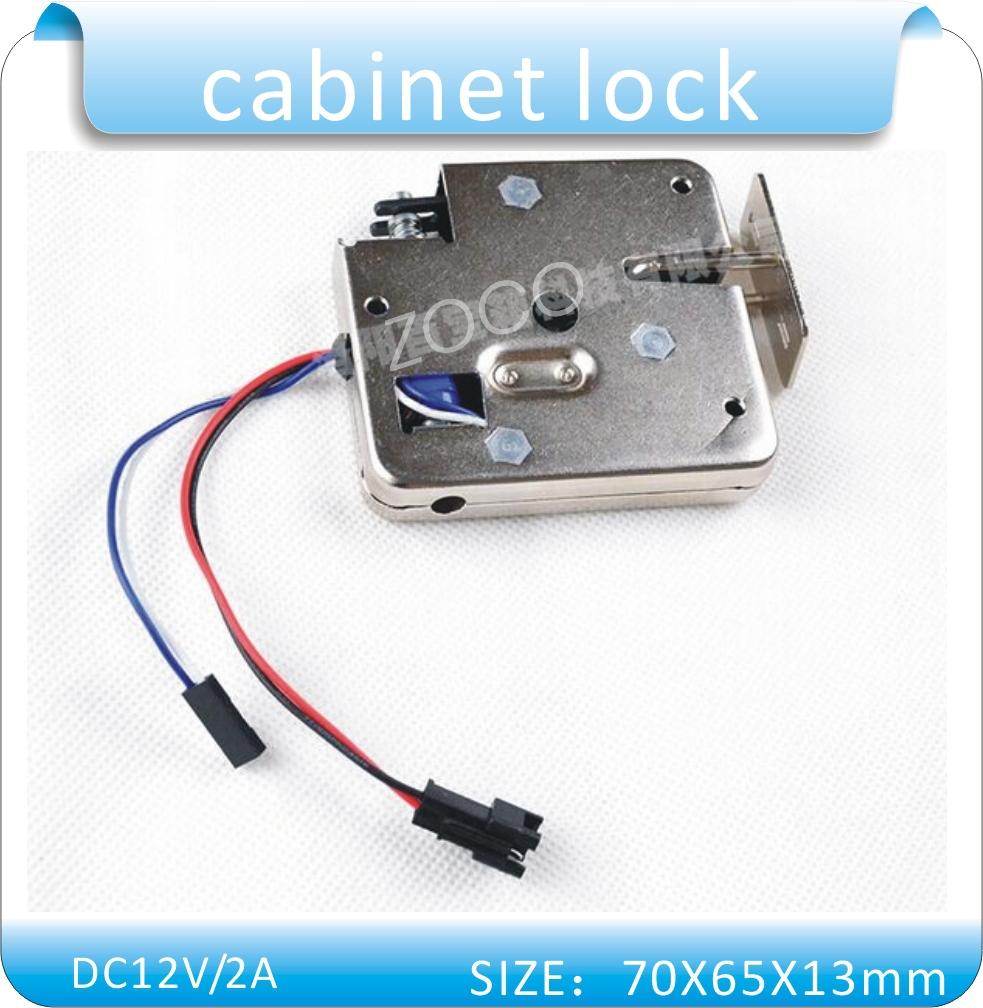Гаджет  Intelligent lock cabinet lock intelligent electric lock vending machine lock cabinet lock locker lock electromagnetic lock None Безопасность и защита